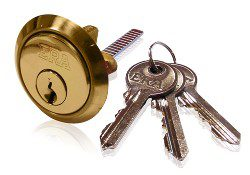 Rim Cyclinder Lock is types of locks