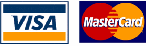 Visa and Mastercard accepted by Newcastle Locksmith