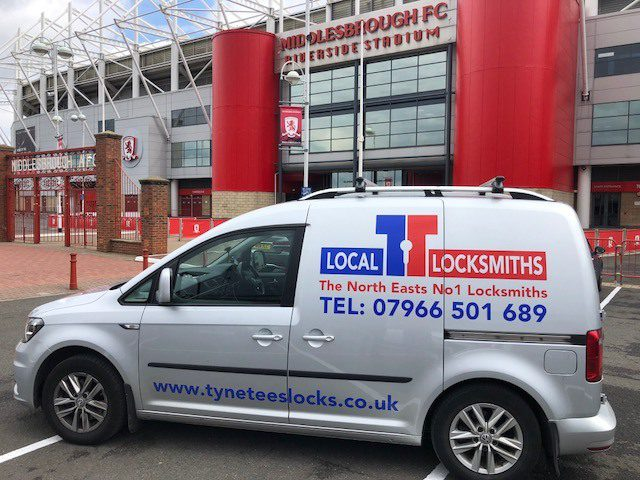 locksmith in Middlesbrough