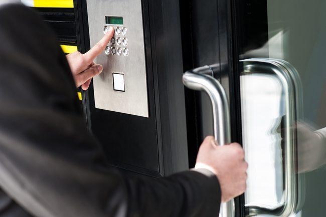 Smart home, Smart locksmith