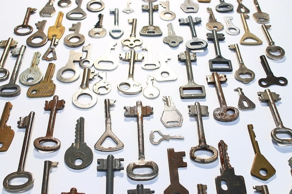 What is a master key system